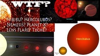WTF IS THAT? Wormwood Planet X Red Kachina Nibiru Tyche