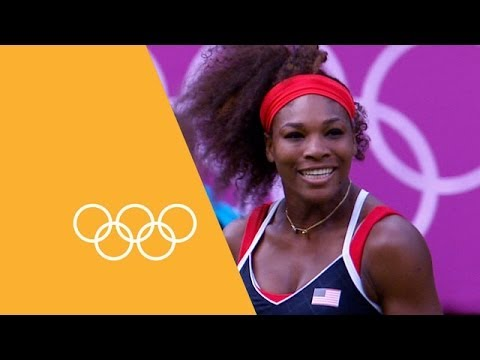 Venus & Serena Williams - Sisters & Champions | 90 Seconds Of The Olympics