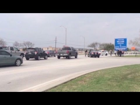 Report: Shooting victims arriving at Texas hospital