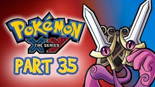 Pokemon X And Y Gameplay Walkthrough Part 35 Doublade