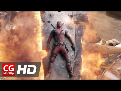 Deadpool - VFX efekty
