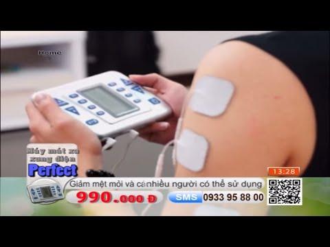 [HomeShoppingVietNam] Máy massage xung điện Perfect USA