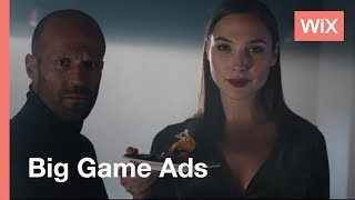 Wix Big Game Campaign | Director's Cut