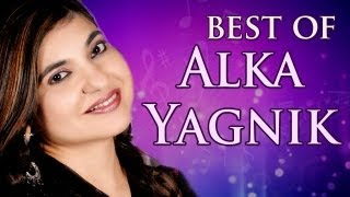 Top 10 Alka Yagnik Video Songs Songs - Vol 1
