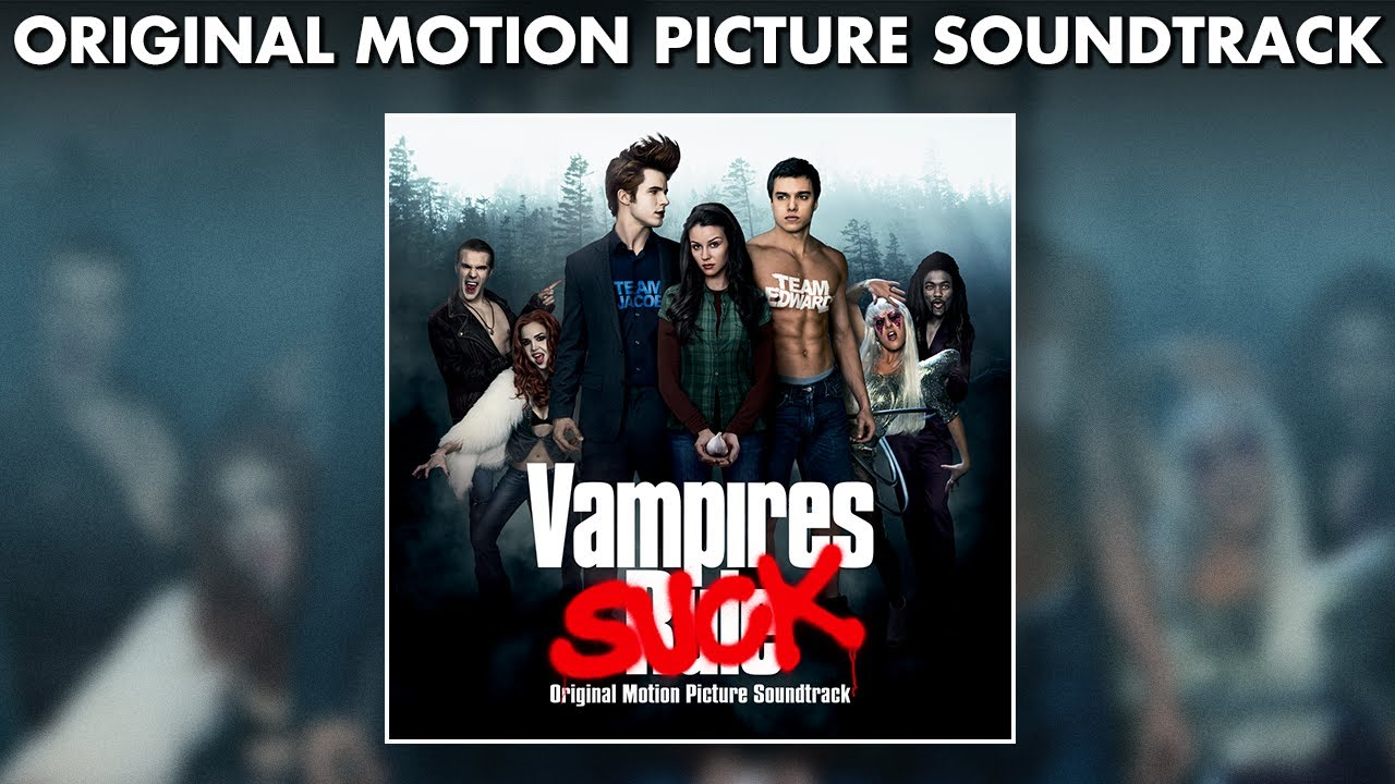 What is the end song in the movie Vampires suck?