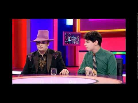 Boy George and Milo debate Gay Marriage