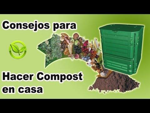 El Compost | Hacer Compost casero | Abono Organico| TuGranjaenCasa.Com