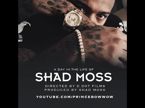 "Bow Wow's ""A Day In The Life Of Shad Moss"" Part 2 Video"