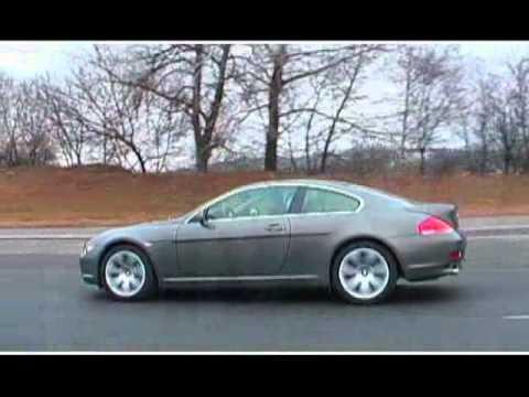 Тест-драйв BMW 6 series Coupe