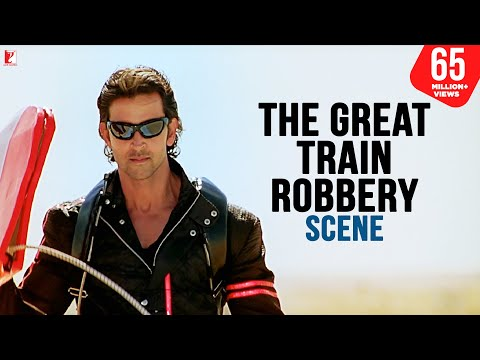 The Great Train Robbery - Scene - Dhoom 2
