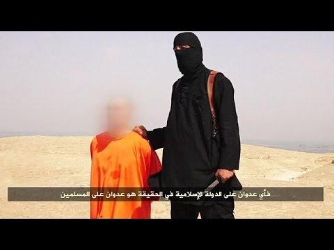 داعش يذبح صحافيا