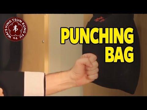 Ving Tsun Kung Fu: Episode 32 - Punching Bag