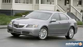 2005 Acura RL Start Up, Engine, and In Depth Tour videos