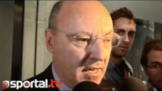"""20/09/2010 - Marotta: """"La Juventus ha dimostrato nella sua storia di saper vincere in modo regolare"""""""