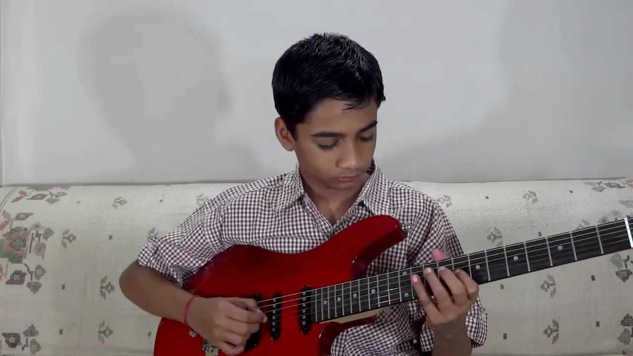 Gulabi Aankhen Guitar Instrumental - The Train - YouTube