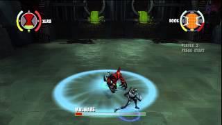 01-08 The Galvanic Butterfly Effect Boss Battle [Ben 10