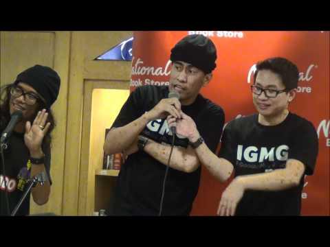 Juan Tamad, Harlem, Sheyhee vs. Ramon Bautista, Tado, Stanley Chi- Rap Battle (Fliprap.com)
