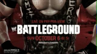 WWE Battle Ground 2013 Theme Song [HD]