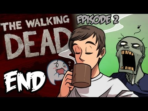 The Walking Dead Episode 2 Walkthrough - ENDING (Xbox 360/PS3/PC/Mac Gameplay) HD
