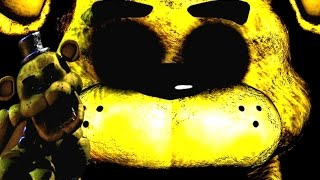 GOLDEN FREDDY EASTER EGG FIVE NIGHTS AT FREDDY'S WHAT