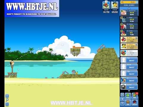 Angry Birds Friends Tournament Level 5 Week 66 (Tournament 5) no power-ups