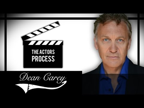 The Actors Process - Dean Carey (Season One - Episode Eight)