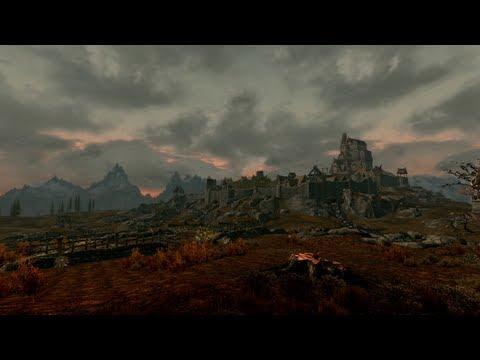 The World of Skyrim