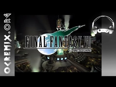 OC ReMix #2464: Final Fantasy VII 'Duel of the Blades' [OWA (7), Liberi Fatali (8)] by Kevin Penkin
