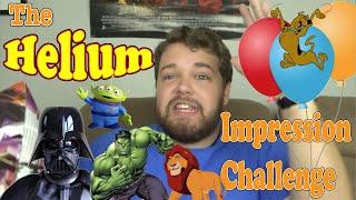 Helium Impression Challenge