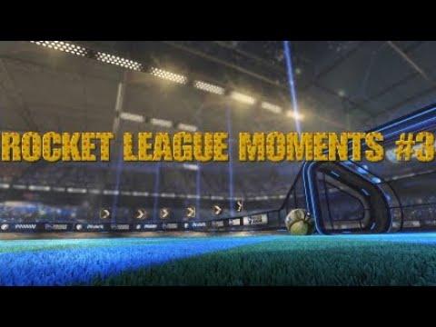 Rocket League Skills and Goals #3