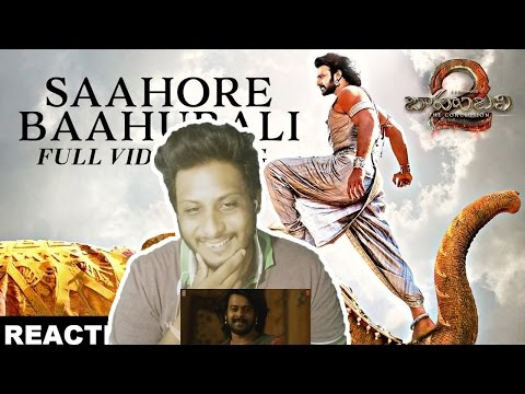 youtube video Saahore Baahubali Full Video Song I NorthIndian Reaction Review I Baahubali 2 I Prabhas,Ramya to 3GP conversion
