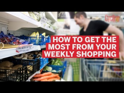 Shopping tips for cyclists: How to get the most from your weekly shop | Cycling Weekly