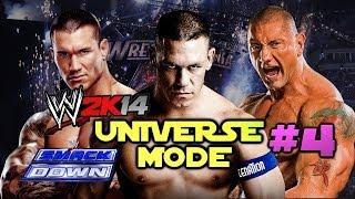 "WWE 2K14: Universe Mode A New Era 4 ""Brock's The Prob"