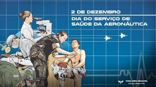 A Força Aérea Brasileira (FAB) lançou um vídeo em homenagem ao Dia do Serviço de Saúde da Aeronáutica, comemorado nesta quarta-feira, dia 2 de dezembro. Criado em 1941, o Sistema de Saúde da Aeronáutica nasceu durante a Segunda Guerra Mundial, completando 79 anos de desafios e evoluções.