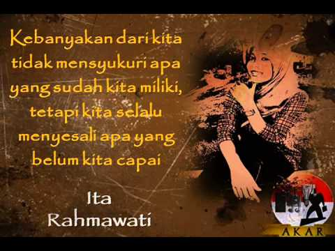 UNS solo ( 41 kata mutiara penuh motivasi dari AKAR mahasiswa BK FKIP UNS Surakarta).wmv