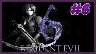 Resident Evil 6 ★ 6 LEON Capitulo 2 Part 4