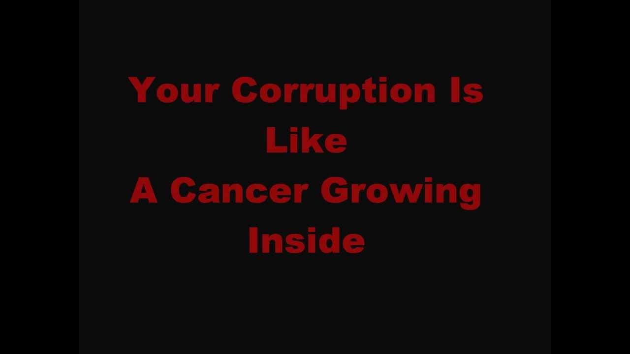Disturbed - Innocence (lyrics video) HD - YouTube