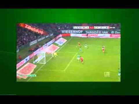 Bayern Munich  Werder Bremen 7-0 ~ All Goals Alle Tore & Highlights 07-12-2013