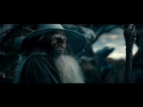 The Hobbit: The Desolation of Smaug - Official Teaser Trailer [HD]