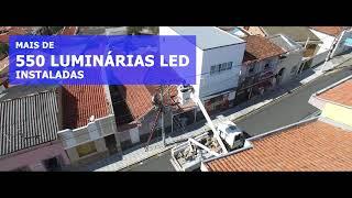 OBRAS - Iluminação LED em Serra Negra/SP
