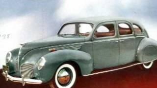 Lincoln Zephyr / Autoexplora TV / Autos Clásicos