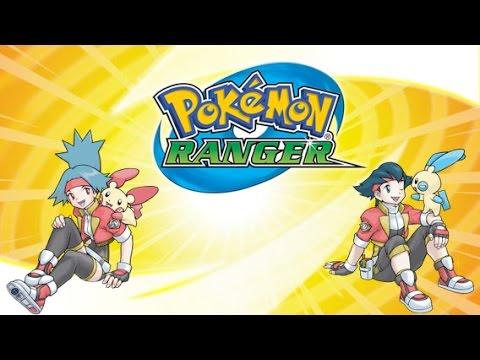 TAP (DS) Pokémon Ranger I (1/3)