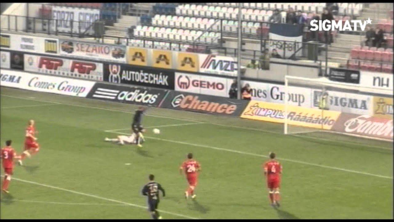 Sigma Olomouc 2-0 Brno