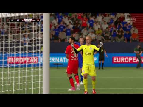FIRST GAME WINNER!!! - FIFA 17 CAREER MODE (LEICESTER CITY) #2