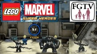 LEGO Marvel Super Heroes Preview With Game Director