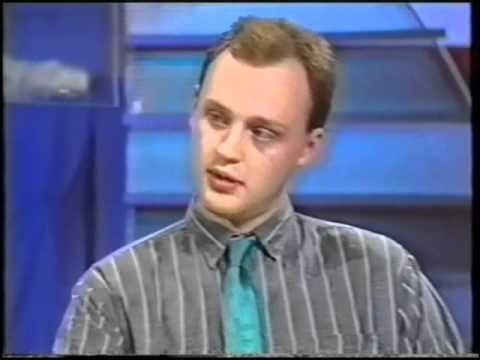 SD:s talesmän Anders Klarström & Ola Sundberg i Nattkafé 1989 (Del 1 av 2)
