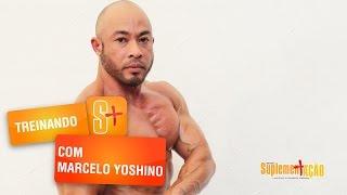 Marcelo Yoshino - Treino de Bíceps