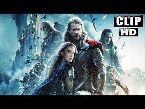 Thor El Mundo Oscuro Clip - Thor ha vuelto