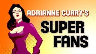 Adrianne Curry's Super Fans