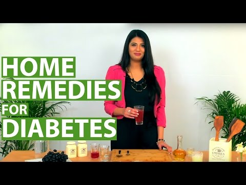 3 Best Home Remedies To Control Diabetes & Blood Sugar Levels